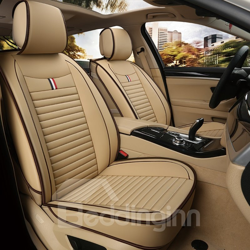 PU Material Classic Elegant and Graceful Universal Car Seat Covers