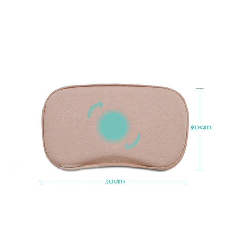 Anti-flat Head Pillow Slow Rebound Memory Pillow for Baby