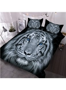 Tiger_with_Blue_Eyes_Printed_3Piece_Animal_3D_Comforter_Sets