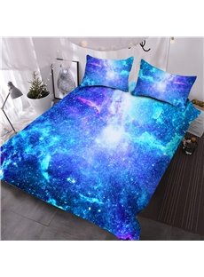 Space_Galaxy_Printed_3Piece_Fluorescent_Printed_3Piece_3D_Comforter_Sets