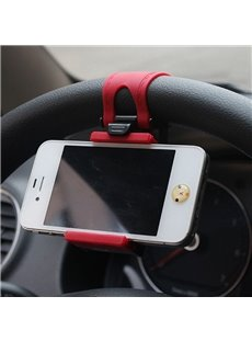 Horizontal Steering Wheel Phone Mount