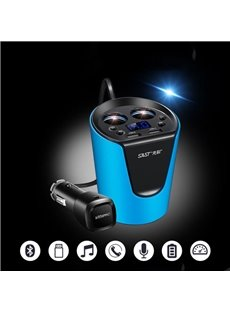 Cup-type Phone Charger With Bluetooth Connection