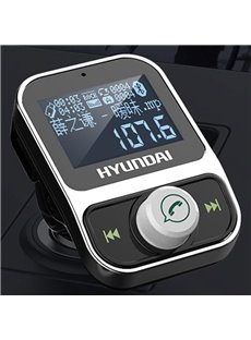 Phone Charger With FM transmitter and Bluetooth Player