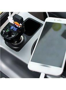 Car-borne MP3 Bluetooth Player