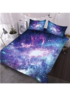 Magic_Shining_Galaxy_Printing_Cotton_3D_3Piece_Comforter_Sets