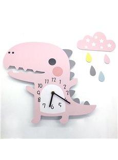 Non-Ticking Silent Creative Decoration Art 3D Clock