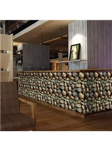 Self-Adhesive Wallpaper Stone Decoration Wallpaper