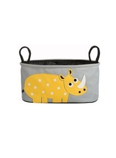 Waterproof And Durable Cartoon Designed Oxford Fabric Hanging Baby Storage Bag