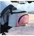 Universal Inodorous Oxford Fabric Portable Baby Carriage Bag With A Cover