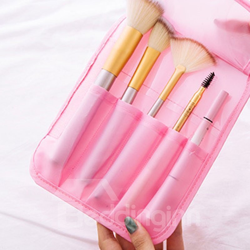 300D OxfordFabric Hand-held Portable Travel Cosmetic Bag