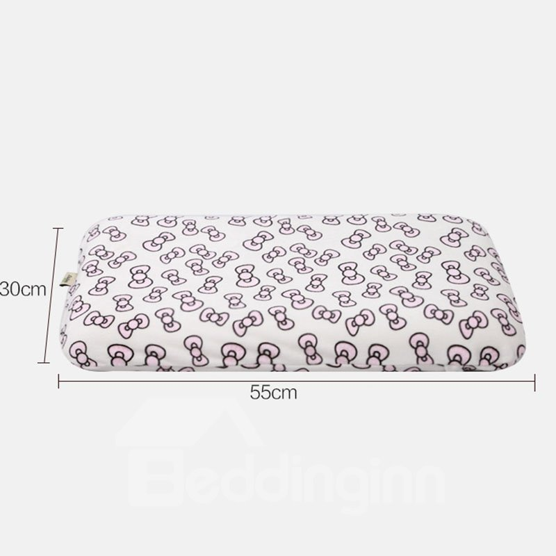 Sleep Out A Good Head Removable and Washable Baby Memory Pillow