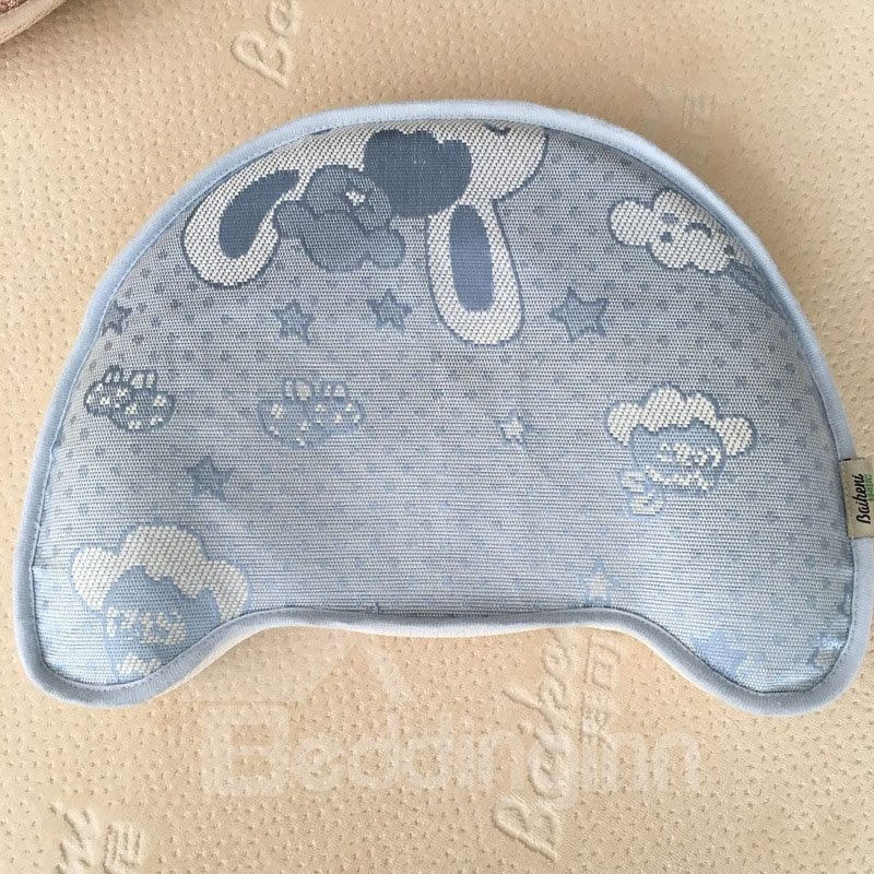 The Bionic Breathable Slow Rebound Baby Memory Pillow