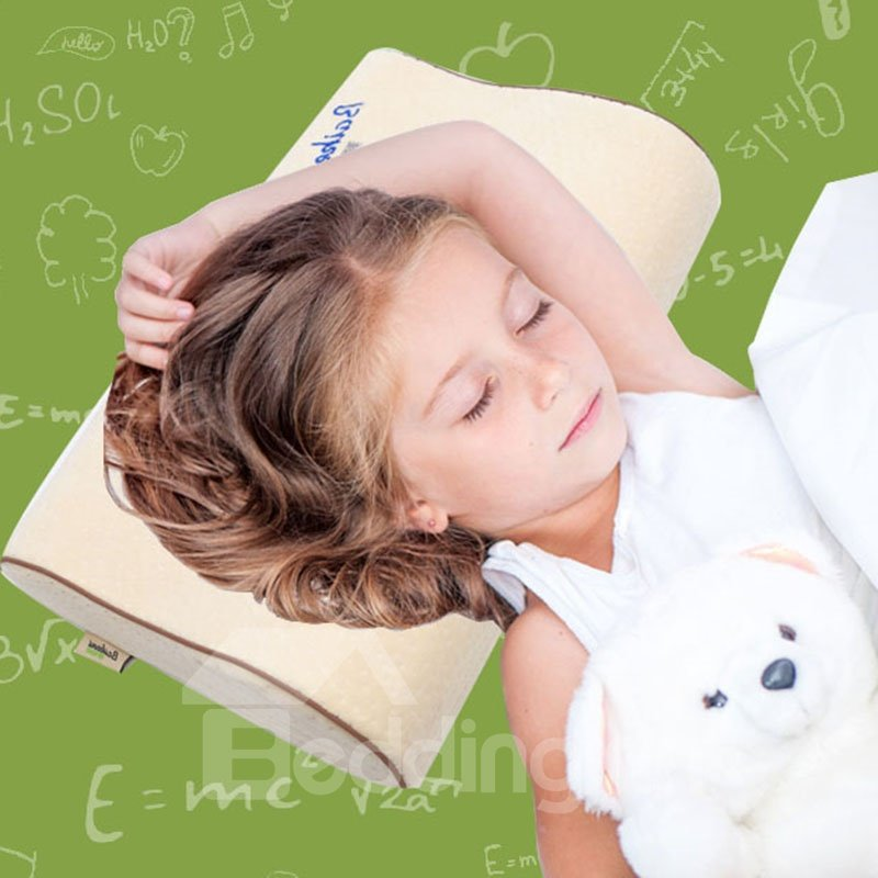Slow Rebound Removable and Washable Space Cotton Child Memory Pillow