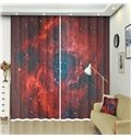 The Black Holes and the Universe 3D Printed Curtains