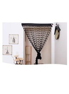3*3M Strip Tassel String Sheer Curtain Room Divider