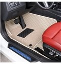Plain Pattern XPE Material Coil Waterproof Custom Fit Car Floor Mat