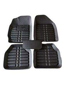 Plain Pattern EVA Material Waterproof Custom Fit Car Floor Mat