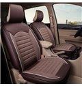 Creative Style Geometric Pattern Ice Silk Universal Single Car Seat Cover