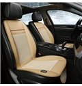 Simple Style Design With Internal Cooling System Universal Car Seat Cover Mat Single Piece