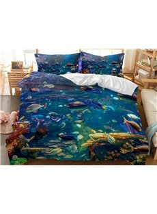 Lifelike_Special_Ocean_World_Printed_Fade_Resistant_3Piece_3D_Bedding_SetsDuvet_Covers