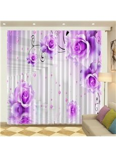 Beddinginn Curtain Blackout Creative Curtains/Window Screens