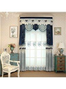Beddinginn European Decoration Window Screening Curtains