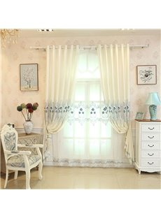 Beddinginn European Window Screening Decoration Curtains/Window Screens