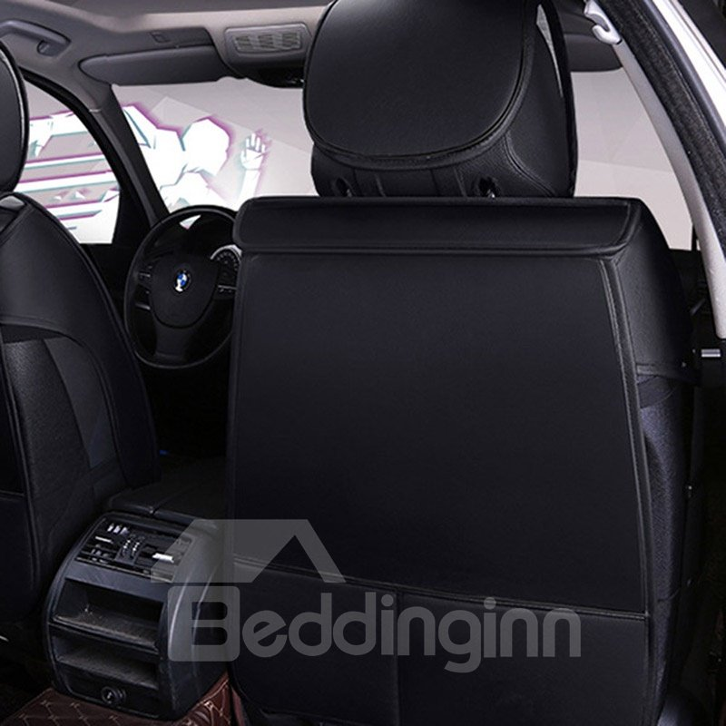 Sports&Handsome Style Stripe Design PVC Leather Comfortable And Durable Universal Fit Seat Cover