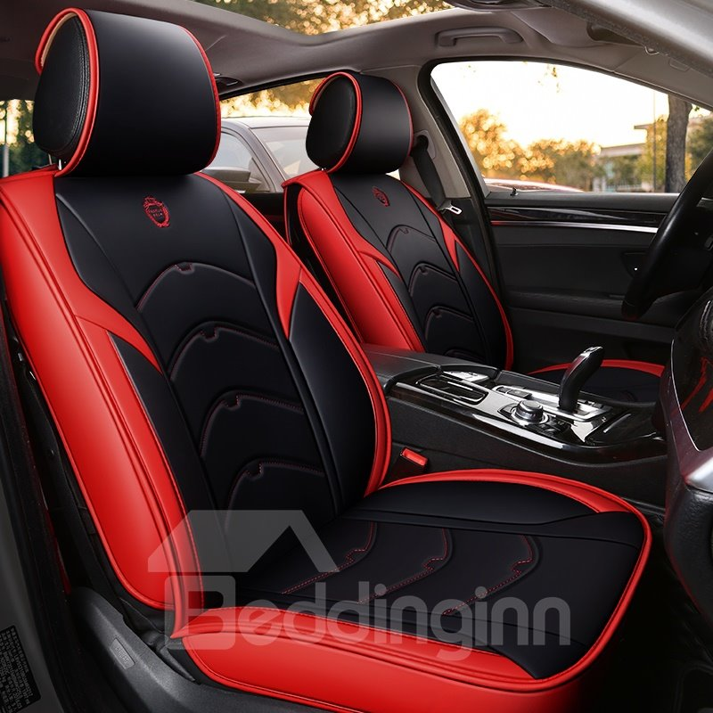 5 Seats Sports Pu Leather Environment Pollution Free Pic
