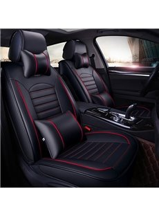 Sports Carbon Fibre Mesh Design Environment&Safety Universal Fit Seat Covers