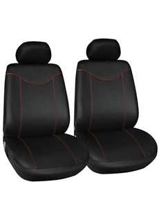Elegant Fabric Stain Resistant Wear Resistant EasyClean Car Front Seats Seat Covers