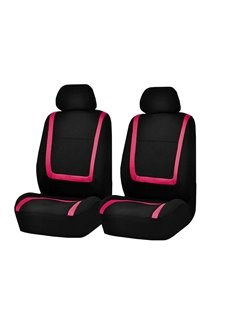 Internal Fabric Consisting Of Soft Perspiring Jersey Car Front Seats Seat Covers