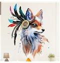 Wolf Wall Decals Decorative wall sticker