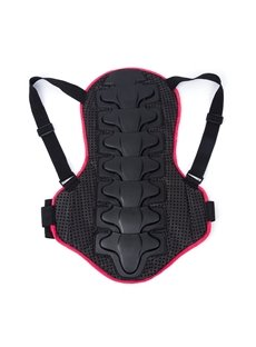Outdoor Off-Road Armor Motorbike Backpiece Waist Protective Gear