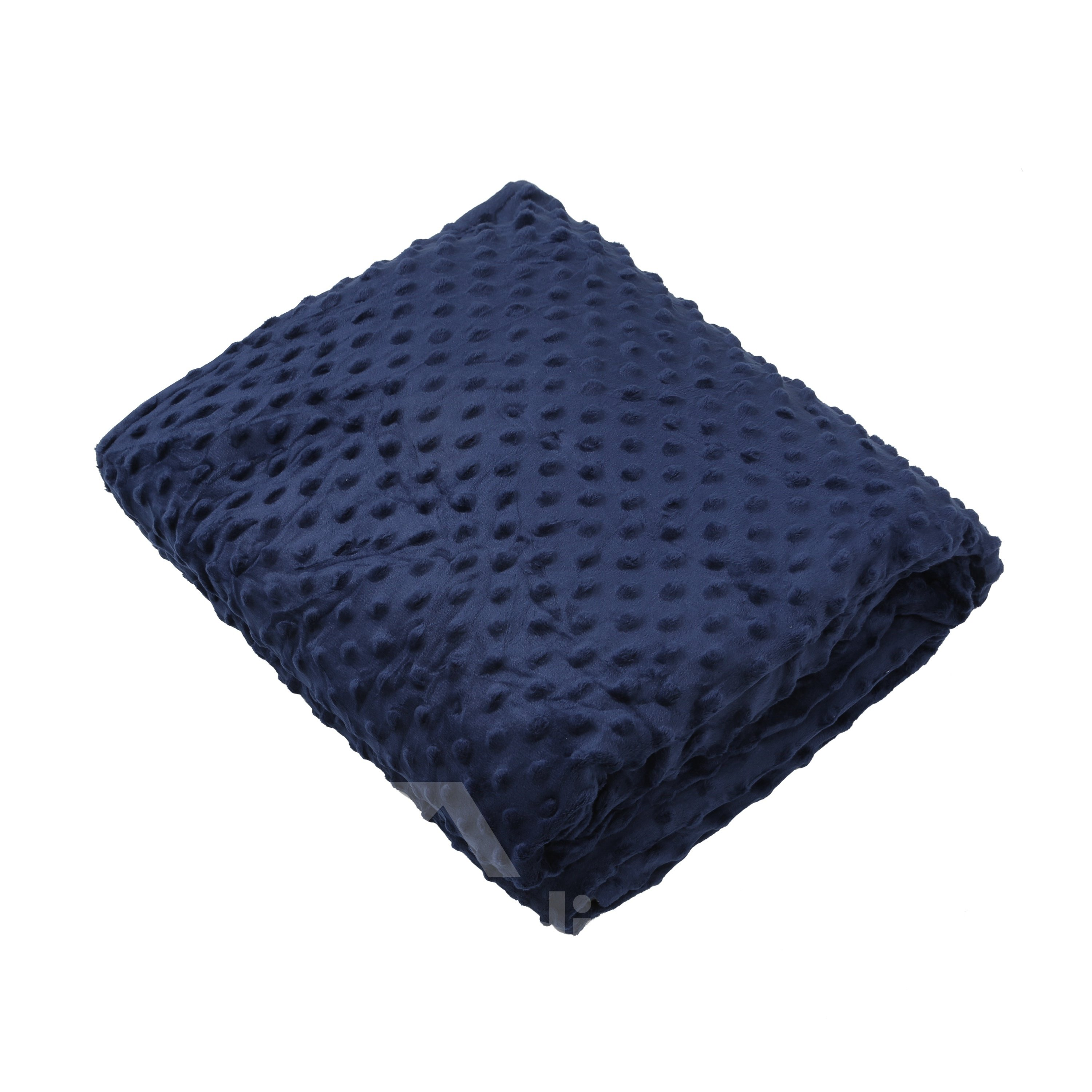 100% Cotton Quality Adult Removable Flannel Duvet Cover For Weighted Blanket