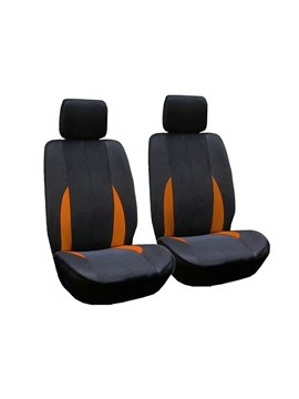 Non - Woven Fabric Breathable And Comfortable Colorful Two Front Seat Covers
