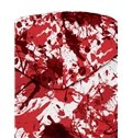 Red Mouth Full of Blood 3D Painted Long Sleeve Thick Fall Men