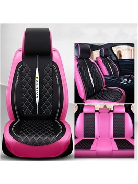 Sport Style Meet The Ergonomics Design Full Of Personalized Elements Soft And Comfortable Universal Truck Seat Covers