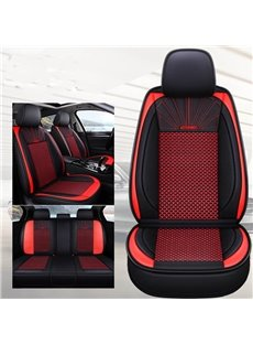 Simple Style Breathable Fabrics Toughness Is Dye-In-The-Wood Breathable And Comfortable Truck Universal Fit Car Seat Covers