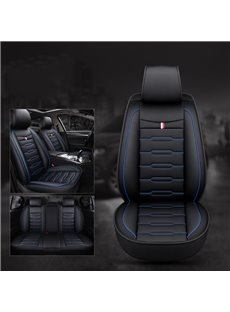 Simple Style Hard-Wearing Leather Easy To Install, Easy To Clean, Wear-Resistant And Waterproof Truck Universal Fit Car Seat Covers