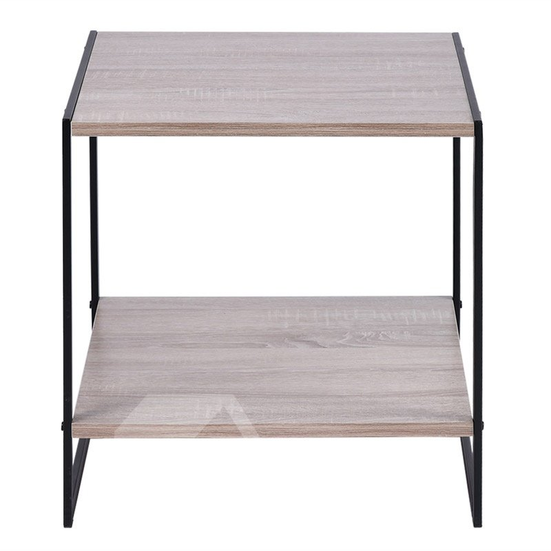 The Small Desk Of Cream-Colored, Contemporary Design, Classic And Contracted, Can Put A Lot Of Small Goods, Match With Contemporary Room