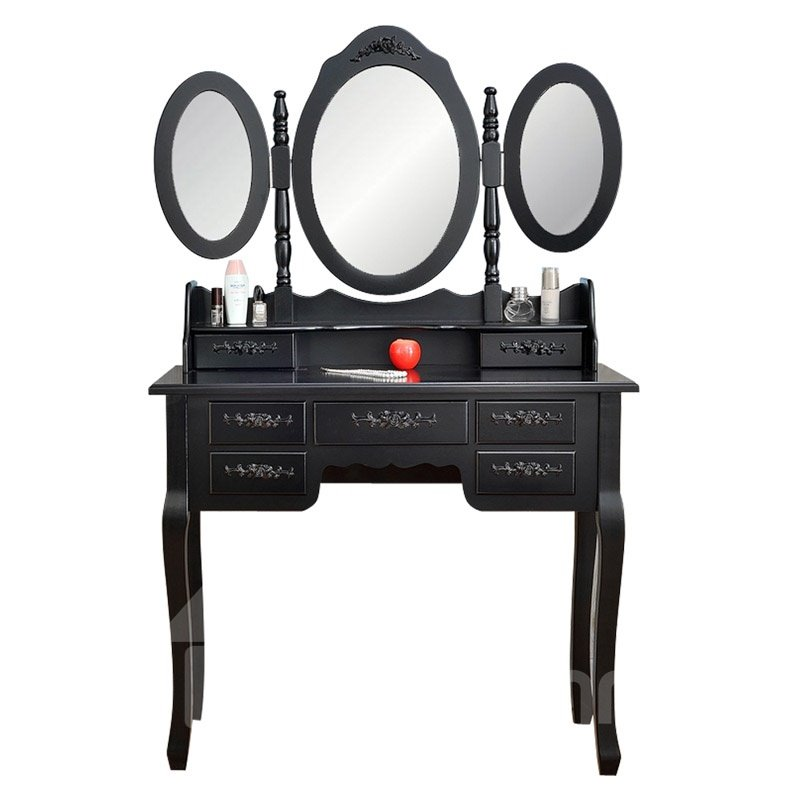 High Quality, Reasonable Price Fashionable Dressing Table Quick And Easy To Install Good Stability Easy To Clean