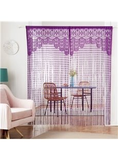 Creative and Romantic Tassel String Curtain