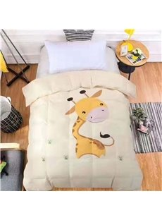 47''x 59'' Cartoon Cotton Kid/Baby Quilts Indeformable Soft Skin-friendly Duvet