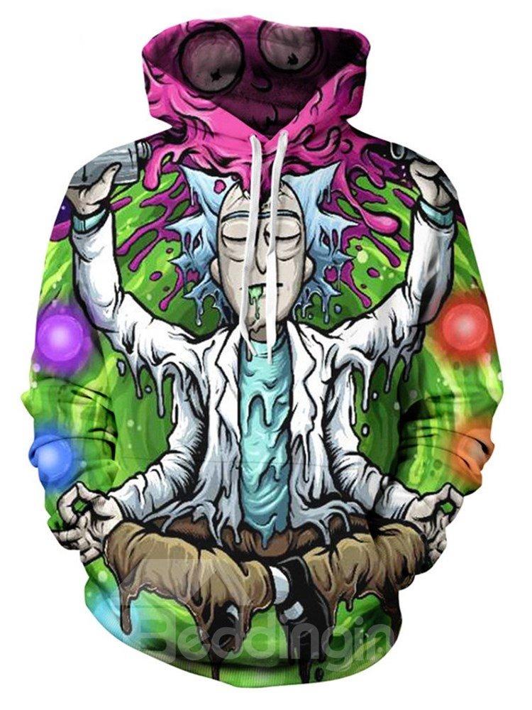 Unisex 3D Print Hoodies Funny Fleece Hooded Sweatshirt Pullover Sweater Unisex 3D Print Hoodies Funny Fleece Hooded Sweatshirt Pullover Sweater