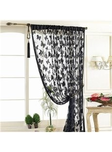 Creative Butterfly Decorative String Curtain 39 x 79 inch