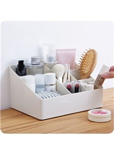Beddinginn PP Desktop Storage Box Plain Korean Storage Boxes