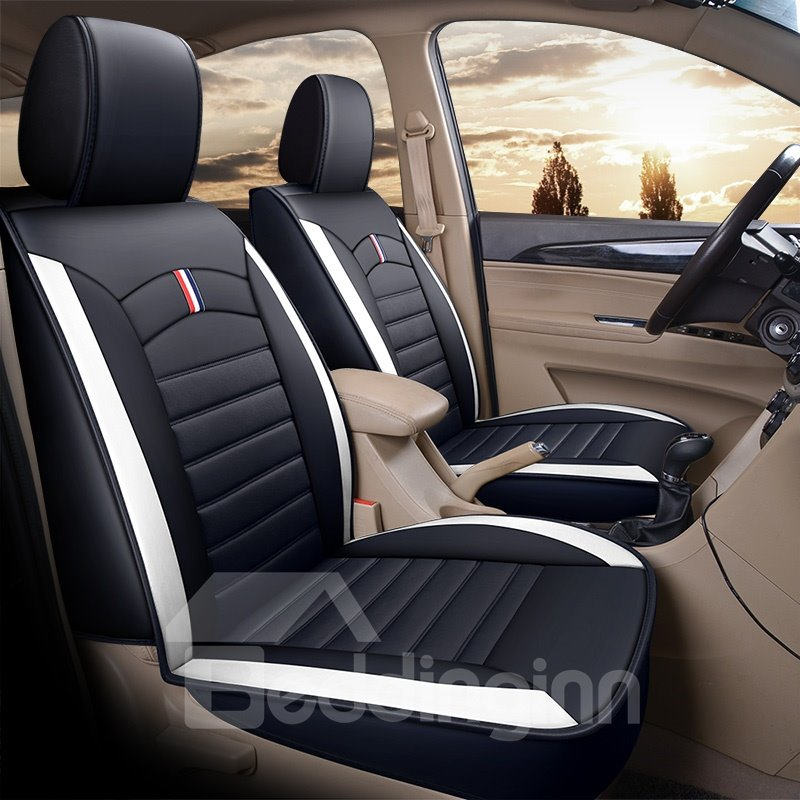 Leather   Front   Cover   Seat   Can