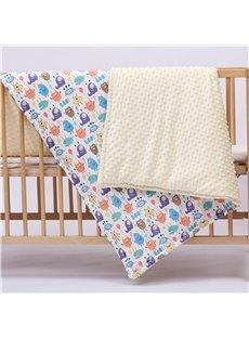 Children's Quilt Cartoon Baby Blanket Air Conditioning Blanket