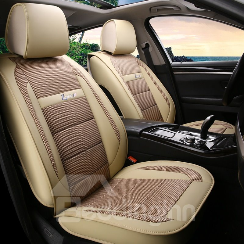 Full Coverage 5 Seats Combination Fashionable Breathable Pic